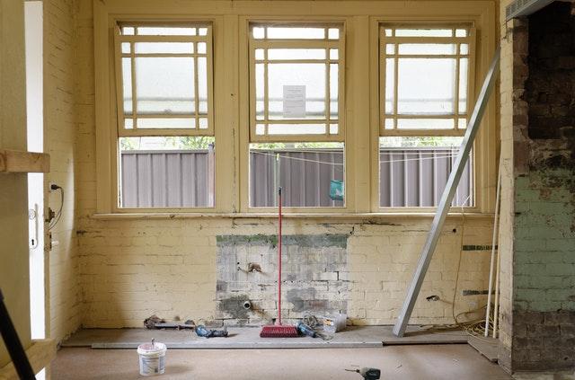 Byg og forny dit hus om vinteren